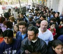 Безработных стало гораздо больше