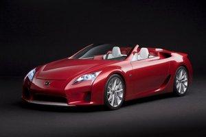 Lexus дал «зеленый свет» новому спорткупе