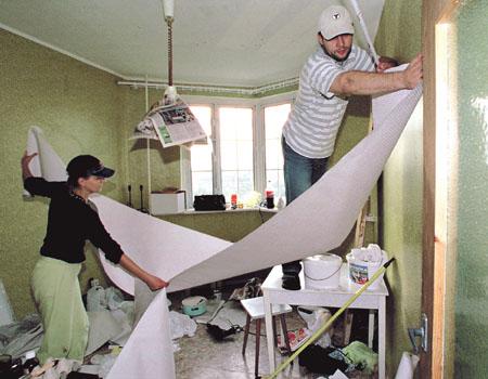 Как не понести убытки во время проведения ремонта?