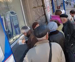 Сегодня европейцы попробуют обрушить банки, забрав все депозиты