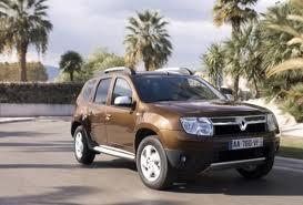 В Украине стартовали продажи Renault Duster с ГБО