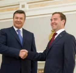 Янукович и Медведев настроились на лучшее
