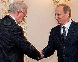 Правительства Украины и РФ подписали ряд соглашений о сотрудничестве