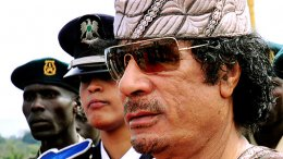 Африканская страна примет Каддафи «с распростертыми объятиями»