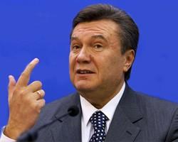 В.Янукович: В Кировоградской обл. будет построен завод по переработке урана