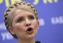 Тимошенко решила не есть сырое мясо