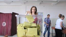 В Турции завершились парламентские выборы