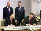 Украина подписала договор по созданию NLG-терминала с неизвестным
