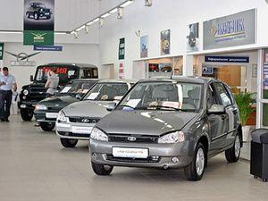 Россия-2012: уже 37 миллиардов $ на автомобили