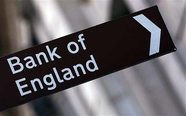 Британский центробанк будет проводить стресс-тест по двум сценариям