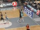 Баскетбол: «Барселона» преодолела первый групповой этап Евролиги