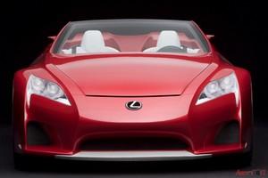 С конвейера сошёл последний суперкар Lexus LFA