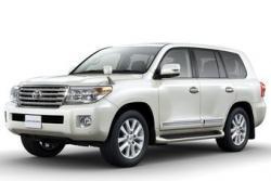 Toyota Land Cruiser 200: приятное обновление