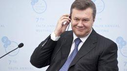 Янукович провел переговоры с высокопоставленными чиновниками Евросоюза