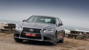 Расследуем, чем новый седан Lexus LS отличается от старого