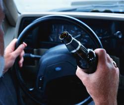 Как пьяный водитель ГАИшнику денег не дал (ВИДЕО)