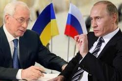"""Путин Азарову: """"Выражаясь спортивным языком, шайба на украинской стороне"""""""