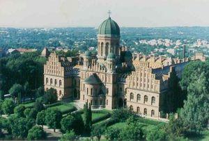 Черновцы признаны самым комфортным городом в Украине