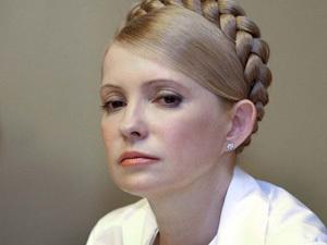 Тимошенко. Год за решеткой