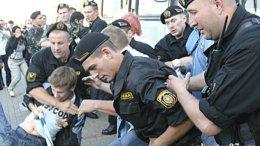 Как в Белоруссии отмечали день независимости
