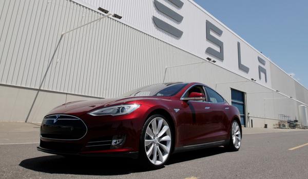 Tesla Motors опередила Ford Motor по капитализации