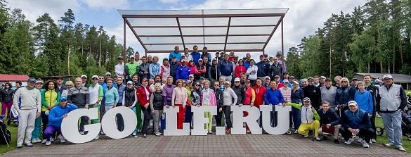 Бренд R.O.C.S. стал партнером 2-го Ежегодного турнира по гольфу