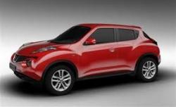 Стала известна стоимость Nissan Juke в Украине