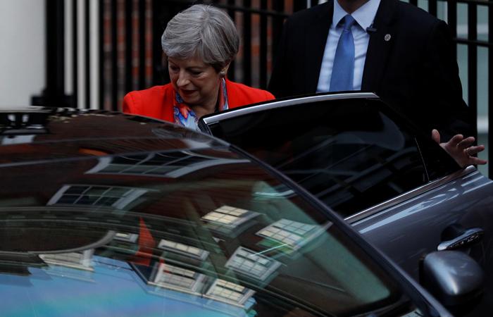 Британцы выбрали «подвешенный» парламент
