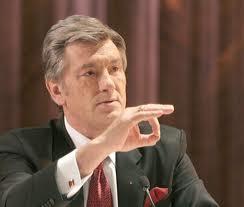Ющенко появился на интронизации нового главы Украинской греко-католической церкви