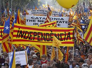 Каталония готова к независимости