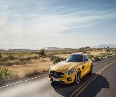 За Mercedes-Benz AMG GT попросят 115,5 тысячи евро