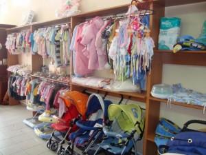 Бизнес-идея: комиссионный магазин детской одежды