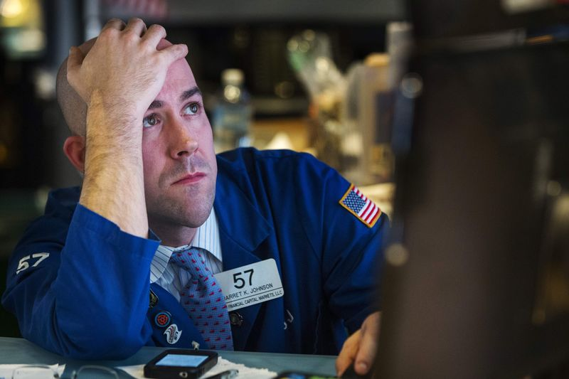 Американские фондовые индексы во вторник растеряли утренние прибыли