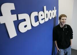 Facebook стал третьим крупнейшим сайтом в мире