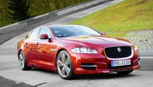 Гоночный лимузин: выгуливаем Jaguar XJ Sport & Speed по Нюрбургрингу