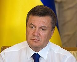 В.Янукович подписал изменения в порядок приобретения акций