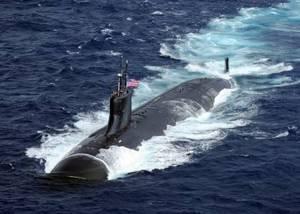 ВМС США заказали разработку подлодки нового поколения
