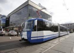 Киевский скоростной трамвай уже закрывают на ремонт