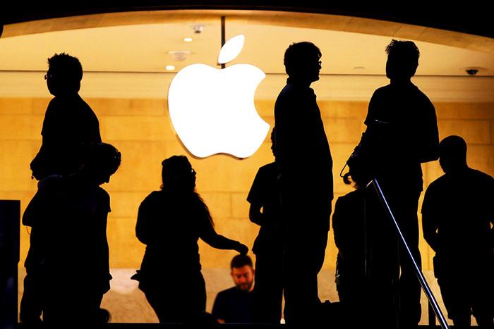 Apple отчиталась о росте выручки в четвёртом квартале 2016 года