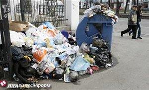 Киев возглавил рейтинг самых грязных столиц Европы