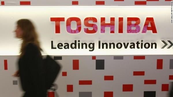 Apple присматривается к прибыльному бизнесу Toshiba