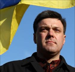 Тягнибок задумал свергнуть режим Януковича