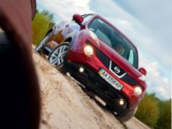 Nissan Juke : Единство противоположностей