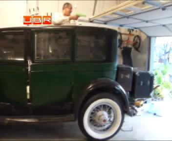 Автомобиль Аль Капоне продают за 325 тыс. фунтов стерлингов