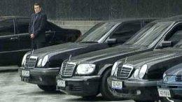 Представители украинской власти владеют автомобилями на сумму 6 млн. долларов