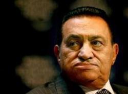 Хосни Мубарак отказался покидать пост президента Египта
