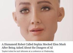 Ещё раз про роботов и Искусственный Интеллект (ИИ)