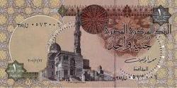 Египетский фунт сохранил стабильность