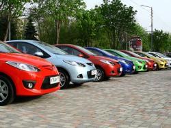 Самые любимые цвета автомобилей в Европе
