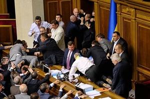 События-2012: Украинская политика